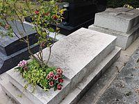 Tombe de Marie Laurencin - Père Lachaise.JPG