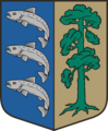 Tomes pagasts COA.png