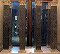Tommaso cazzaniga (bott.) e benedetto briosco, pilastri da monum. di pier fr. visconti de saliceto, 1484 ca., da chiesa di s.m. del carmine a mi, 1.JPG