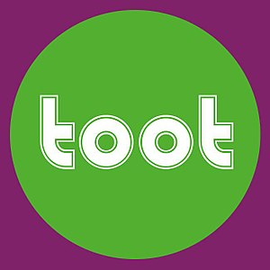 Television in Armenia - Image: Toot logo