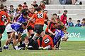 Torneo de clasificación WRWC 2014 - Samoa vs Holanda - 09.jpg