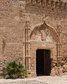 Torre del Homenaje, profile entrance, Alcazaba, Almeria, Spain.jpg