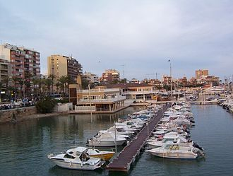 Torrevieja - The Port