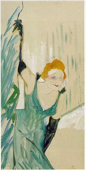 Yvette Guilbert - Image: Toulouse lautrec yvette guilbert