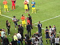 Tournoi de Paris 2012 (PSG vs Barcelona).JPG