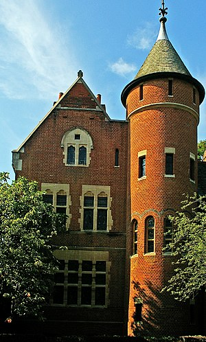 The Tower House - Image: Tower House, Melbury Road, Kensington