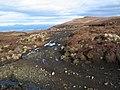Track on Creag a' Ghuail - geograph.org.uk - 134562.jpg