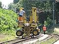 Travaux sur les lignes R et T du tramway de Lille - Roubaix - Tourcoing le 7 juillet 2013 (07).JPG