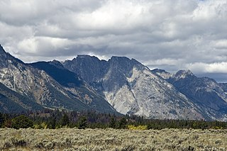 Bivouac Peak mountain in United States of America
