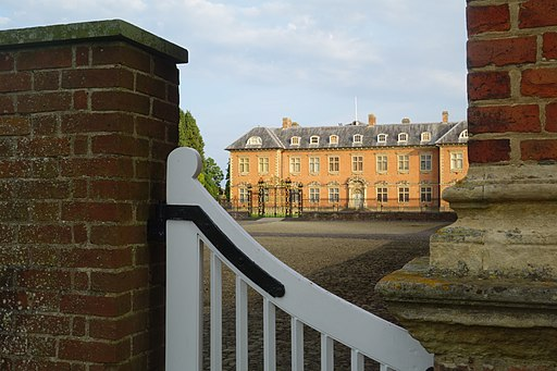 Tredegar House and Courtyard