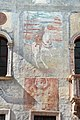 Trento, palazzo geremia, con affreschi di scuola veronese o vicentina del 1490-1510 ca. 08.jpg