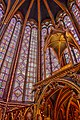 Tribune des reliques - Saint-Chapelle - Paris 1er.jpg