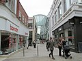 Trinity Shopping Centre - Lands Lane entrance (geograph 3416310).jpg