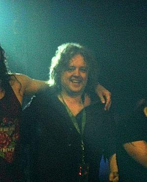 Troy Donockley - Donockley with Nightwish in 2007.