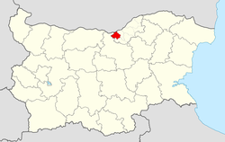 Tsenovo Municipality within Bulgaria and Ruse Province.