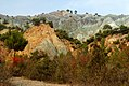 Tuerkei2013 östlich von Kargı bunte Berge.jpg