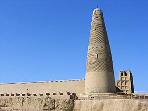 Turpan - Emin Minaret in Turpan, Turpan