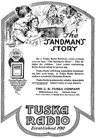 Clarence D  Tuska - Wikipedia