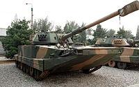 Tipo 63A Amfibia tanko 20131004.JPG
