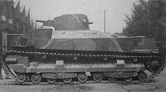 Type 95 Heavy Tank - Image: Type 95 Heavy Tank 01