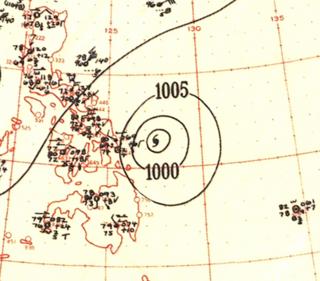 Typhoon Amy (1951)