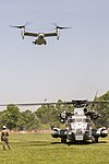 U.S. Marines and sailors display aircrafts at Eisenhower Park 160528-M-OC926-068.jpg