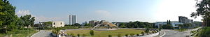 University of the Philippines College of Science - College panorama