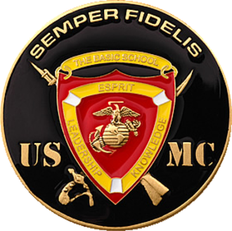 The Basic School - Image: USMC TBS