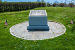 USS Bennington Memorial, Fort Adams State Park, Newport, Rhode Island-wide view.jpg