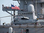 USS Blue Ridge at Fort Hill Wharf during a visit to Darwin (2).jpg