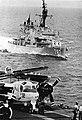USS James E. Kyes (DD-787) off USS Kearsarge (CVS-33) in 1966.jpg