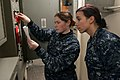 USS John C. Stennis sailors conduct training 160105-N-DA737-006.jpg