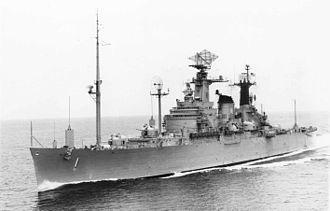 USS Northampton (CLC-1) - USS Northampton