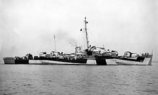 USS <i>Tinsman</i> (DE-589)