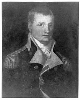 Thomas Overton American army officer