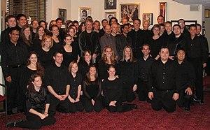 University of Utah Singers - University of Utah Singers with Kronos Quartet