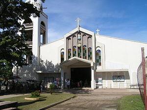Ubay, Bohol - Roman Catholic Church, Poblacion