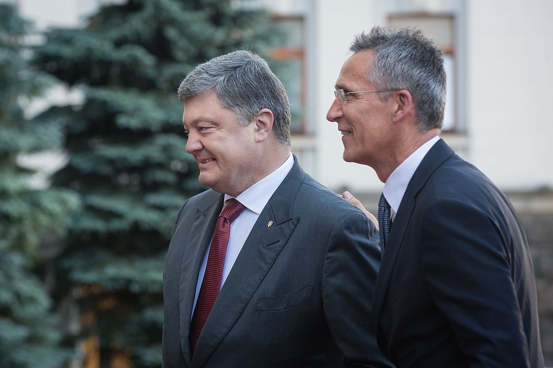 Ukraine – NATO Commission chaired by Petro Poroshenko (2017-07-10) 06.jpg