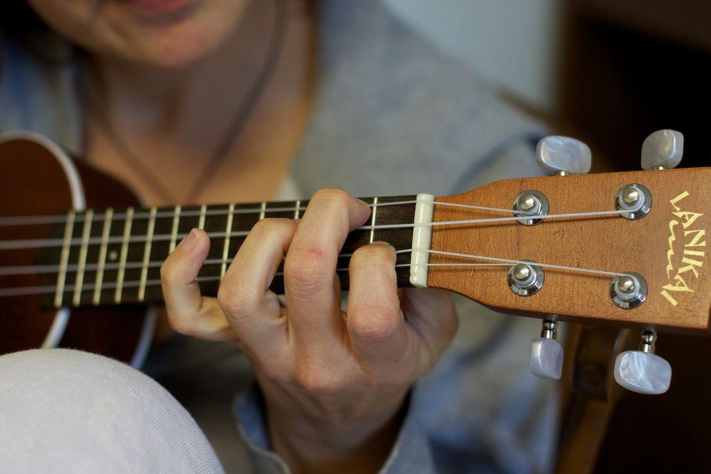 Fileukulele F Chordg Wikimedia Commons