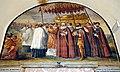 Ulisse giocchi (attr.), Trasporto del corpo di sant'Agnese dentro le mura di montepulciano, 1610 ca. 03.jpg