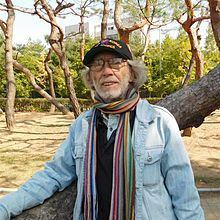 Picture of Ulrich Brinkhoff 2015 in Korea