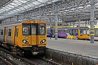 Southport railway station railway station
