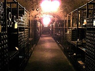 Château Pontet-Canet - Underground wine cellar of Pontet-Canet