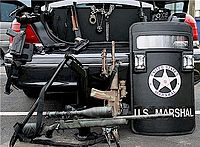 United States Marshals Service Tools