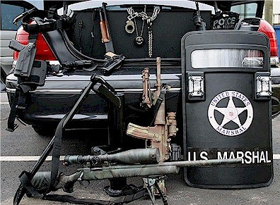 United States Marshals Service Tools