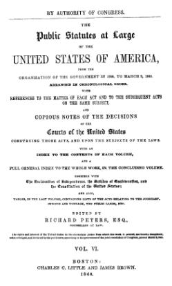 United States Statutes at Large Volume 6.djvu