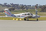 University of New South Wales (VH-UNB) Piper PA-44-180 Seminole at Wagga Wagga Airport (1).jpg