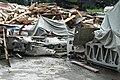 Unknown WW2 medium bomber wreckage (8036157882).jpg