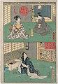 Utagawa Kunisada II - Flower-arranging Lesson and Jealousy.jpg