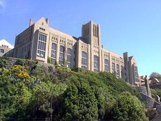 Federico Santa María Technical University - Image: Utfsm